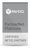 NetIQ Platinum Solutions and Training Partner